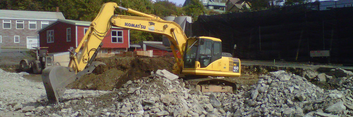 Town & Country Excavation Services